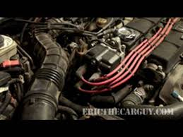 replacing a distributor acura integra ericthecarguy