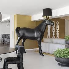 moooi horse lamp floor lamp  moooi  ambientedirectcom