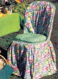 chair covers and other sewing charm housing