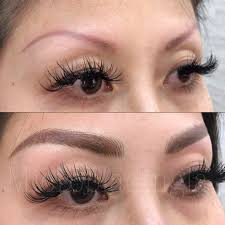 eyebrow tattoo cover up