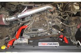 Toyota 05-14 Tacoma 2.7L HPS Red Silicone Radiator Hose Coolant ...
