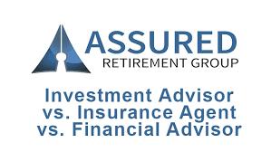 Financial Advisor Retirement Investment Advisor