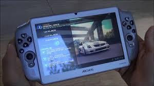 Tinhte.vn - Trên tay máy chơi game cầm tay Android Archos Gamepad - YouTube