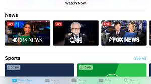 Apple brings live news channels to TV app on iPhone, iPad and Apple TV – BGR