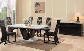 round marble and glass dining table. marble dining table set round glass and