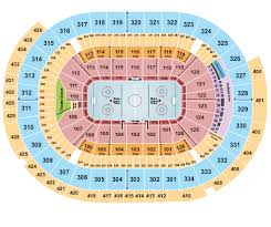 Scottrade Center Seating Chart St Louis Blues Packages