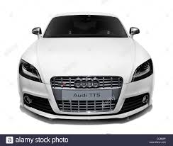 car white background front. Beautiful Car White 2009 Audi TTS Isolated Car Front View On White Background With  Clipping Path  Stock On Car Background Front S