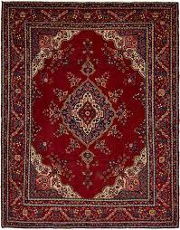 unique loom 9 6 x 12 5 tabriz persian rug main image