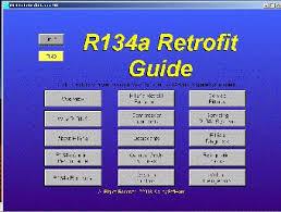 R134a Refrigerant Capacity Chart Refrigerant Recovery