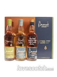 benromach speyside single malt scotch whisky gift set