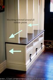 Ikea Mud Room turn an ikea base unit into diy custom lockers for your home 1145 by uwakikaiketsu.us
