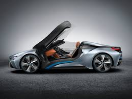 Coupe Series 2013 bmw i8 : 2013 BMW i8 Spyder Concept Side (1) – Car Reviews, Pictures, and ...