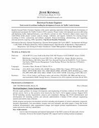 system engineer it resume systems engineer resume sample
