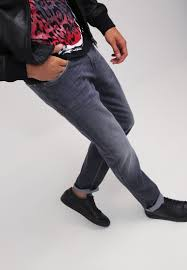 men jeans 7 for all mankind slimmy slim fit jeans grey 7 for