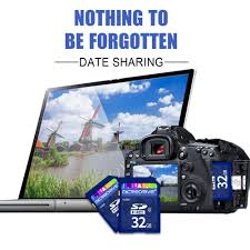 Thẻ Nhớ 10 Sd 4g 8gb 16gb 32gb 64gb 128gb Cho Máy Ảnh Canon Nikon Shoot 4k  tại Nước ngoài