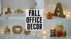 fall office decorations. Fall Office Decor - YouTube Decorations L