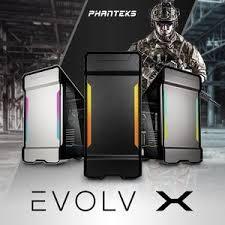 <b>Phanteks Enthoo</b> Evolv X: корпус с разнообразными аксессуарами