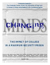 Nysdocs Salary Chart The Impact Of College In A Maximum Security Prison