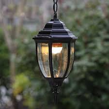 vintage outdoor pendant lighting