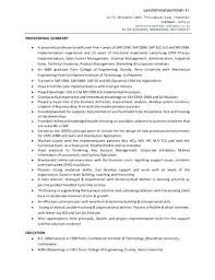 sap crm resume samples feature here is a consultant resume example is given  here sap crm