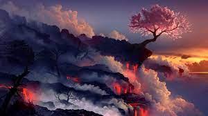 Cool Fantasy Landscape Backgrounds ...