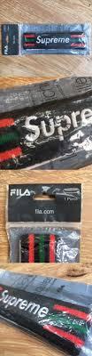 fila x supreme headband. other mens accessories 1060: 100% authentic supreme x fila box logo headband red green i