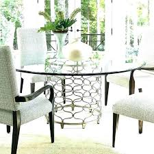 60 inch glass table top chic inch round dining room table tables perfect for intended glass