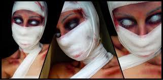 awaken mummy makeup tutorial