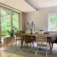 Esszimmer Esstisch Stühle Nordicliving Couch