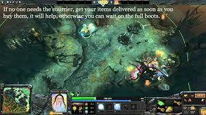 dota 2 keeper of the light jungle guide dire side youtube