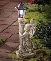 angel solar lights outdoor ideas