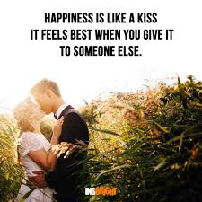 Famous Kiss Quotes
