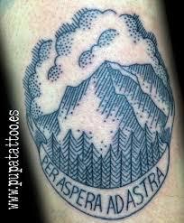 Per Aspera Ad Astra Tatuaje Pupa Tattoo Granada Pupa Tatto Flickr