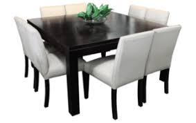 coastal design furniture. Coastal Design Furniture - 9PC Square Dining Table