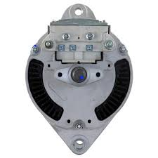 "new 160 amp leece neville alternator for motorhomes rv s duvac new 160 amp alternator for applications a battery isolator and ""duvac"" system"