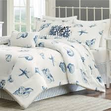 Coastal Bedding Comforters Quilts Bedspreads Touch Of Class Image ... & ... Beach House Seashell Coastal Comforter Bedding Images With Staggering  Sets For X Beach Bedding Sets Bedding ... Adamdwight.com