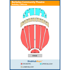 Bct Theater Image The Berkeley Community Theater The