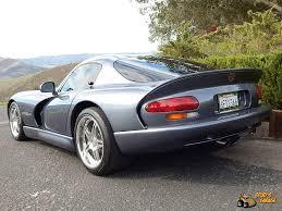 Spud's Garage - 2000 Dodge Viper GTS - For Sale