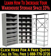 industrial commercial heavy duty warehouse shelving systems