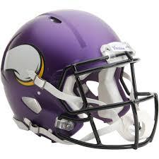Riddell Minnesota Vikings Authentic Speed Football