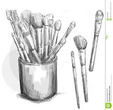 make up brushes collection makeup case fashion i