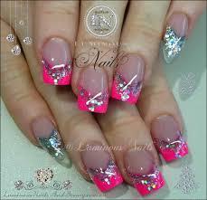 acrylic nails with bows and diamonds tumblr | rajawali.racing