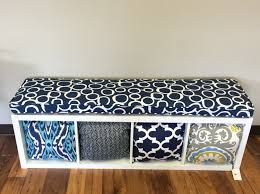 Kitchen Chair Cushions Ikea Storage Bench Ikea A Better Bench Featuring Malm And Lack Coffee