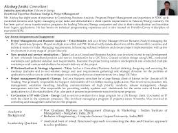 Resume For A Business Analyst Senior Business Analyst Resume Resume Badak