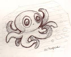 Small Picture Top 25 best Cute octopus tattoo ideas on Pinterest Simple