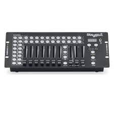 DISC Stagg Commandor 10-3, 16 Fixture DMX Controller w/USB