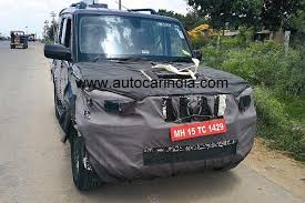 new car launches september 2014New Scorpio Facelift Launch Date Gets New Chassis  Gearbox All
