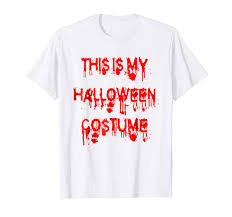 Scary T Shirts Designs Amazon Com Scary Halloween Costume For Women And Men