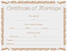 Microsoft Certificate Templates Free Wedding Certificate Templates Free Printable Admirably Blank