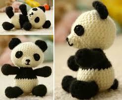 Panda Crochet Pattern